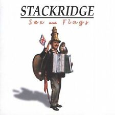 Sex and Flags by Stackridge (CD, Jun-2005, Angel Air)