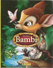 [AL1] ALBUM BAMBI - COMPLETO - PANINI 2005