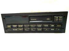 1994 - 1996 Ford F150 F250 F350 Bronco Radio AM FM Cassette OEM F4TF-19B132-AB