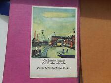 Transport- & Verkehrs Zwischenkriegszeit (1918-39) Ansichtskarten aus Berlin