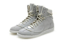 Auth Maison Martin Margiela Line 22 Grey Suede Leather Top Sneakers 13 47 $699