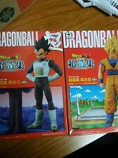 Goku and vegeta dbz dragonball z lot