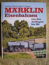 Märklin Eisenbahnen - Anfänge bis H0 Triebwagen Güterwagen Stellwerke Bahnhöfe