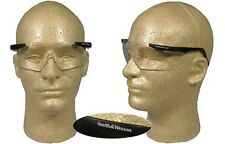 Smith and Wesson Magnum Safety Glasses with Clear Lens