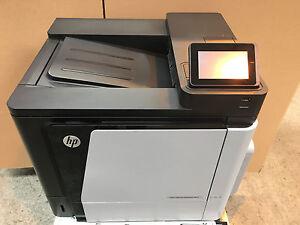 HP Laserjet Enterprise M651N M651 A4 Colour Network USB Laser Printer Warranty