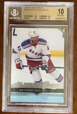 2014-15 Upper Deck Young Guns Anthony Duclair pristine BGS 10