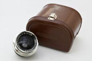 Voigtländer Skoparex 35mm f/ 3,4 für Bessamatic