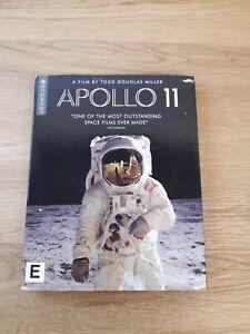 Apollo 11 (2019) A Todd Douglas Miller Film (Blu-Ray) Excellent Condition