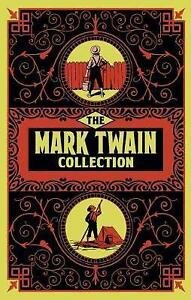 The Mark Twain Collection, New, Hardcover