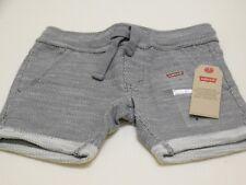 Levi's® Kids Boy's Athleisure Knit Shorts (Little Kids) Smoked Pearl 5