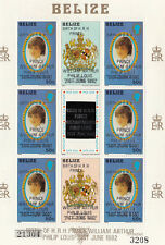 (74873) Belize MNH Prince William Birth 1982 unmounted mint
