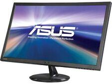 "ASUS VP247H-P Black 23.6"" 1ms (GTG) HDMI Widescreen LED Backlight LCD Monitor"