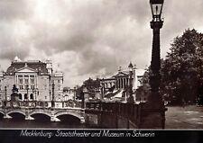 ~Staatstheater Museum Schwerin~ Original Photographie~1938~ Max Baur 21,4 x 33,5