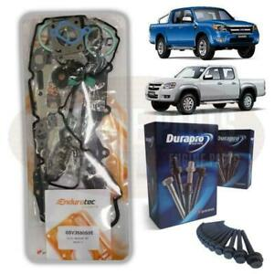 Ford Ranger PJ PK Mazda BT-50 WE VRS Head Gasket Kit + Head Bolt Set WLC WEAT
