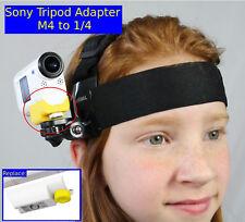 SONY ACTION TRIPOD ADAPTER AS200V AS100V AS30A AS20V X1000V X25893161 X25893163