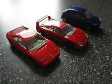 3 Modellautos von Bburago