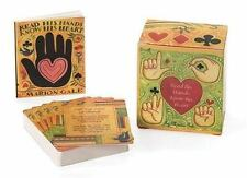Read His Hands, Know His Heart: Palmistry Mini Kit Author: Marion Gale NIB