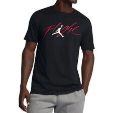 Nike Jordan Men's Flight Tee T-Shirt - Black
