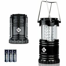 Etekcity Ultra Bright Portable Collapsible LED Camping Lantern, 3AA Batteries