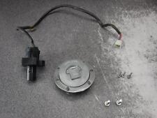 94 Honda CBR 600 F2 Igntion Switch & Gas Cap No Key S3J