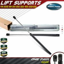 2 Hood Lift Supports Shock Struts for Dodge Ram 1500 2500 3500 4500 02-2010 4364