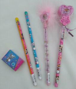 Diddlina Pencils and sharpener set Diddl collectables