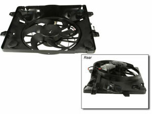 For 2003-2005 Lincoln Town Car Auxiliary Fan Assembly TYC 83593PK 2004