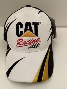 "Ryan Newman #31 ""CAT RACING"" Jagged Nascar Adjustable Men's Hat"
