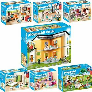 Playmobil City Life Play Sets - 4+ - Childrens Play Set - EsmeLilly