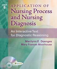 Application of Nursing Process and Nursing Diagnosis : An Interactive Text...