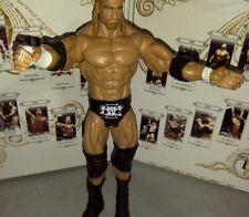 WWE The Game Triple-H Mattel Action-Figur 2012 Wrestling WWF