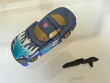 Transformers RID 2001 SIDEBURN complete spy changer