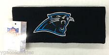 NFL Carolina Panthers Logo 7 Winter Knit Headband Ear Warmer NEW!