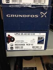 CIRCOLATORE GRUNDFOS UPS2 25-40/60 NUOVA NORMATIVA ELETTRONICO