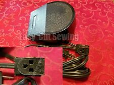 Singer Power Cord Foot Pedal Control Sewing Machine  3 Prong  362095-001