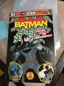 2020 Batman DC 100 Page Giant 5 Walmart VF-