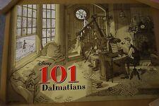 Jonathan Burton 101 Dalmatians Print Mondo x Cyclops Print Works