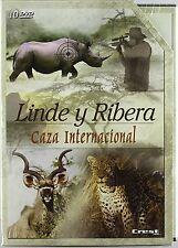 Linde Y Ribera, Caza Internacional  **Dvd R2** Box Set 10 Dvds