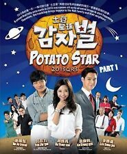 Korean Drama DVD: Potato Star 2013QR3 (Part 1) _Good English Sub_FREE Shipping