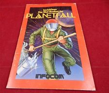 The Hint Booklet for Planetfall - Invisiclues Hintbook - Infocom