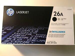 NEW HP LaserJet 26A CF226A Original Toner Printer Ink Cartridge BLACK $127