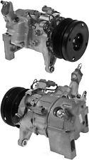 A/C Compressor Omega Environmental 20-11284