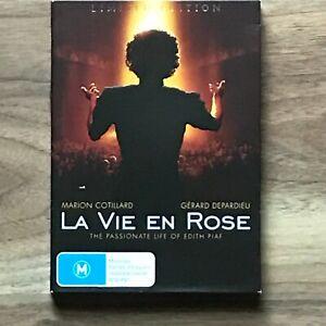La Vie En Rose EDITH PIAF Limited Edition 3 DVD Set