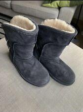 EMU Boots Winterstiefel Stiefel 🥾 Schuhe 37 grau blau