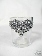 Unbranded Heart Candle Holders & Accessories