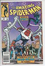 Spiderman #263 - VF+ (8.5) $.75 Canadian Variant 1st Normie Osborn Jr.
