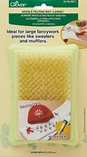 CLOVER felting Needle MAT grandi PUNZONATURA APPLIQUE