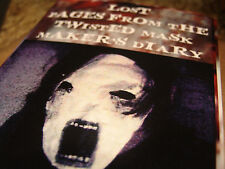 Haunted Book Challenge This is the official Complete or Fail Mask Maker's Curse