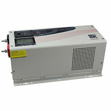 Pure Sin 2000 Watt 24V Continuous Power Combined Inverter & Charger