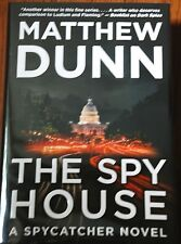 "SIGNED ""Spycatcher: The Spy House 5"" by Matthew Dunn BRAND NEW 1st Ed/Pr HC/DJB6"